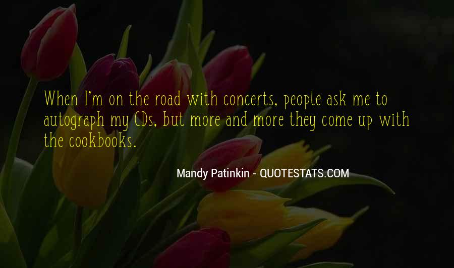 On The Road And Quotes #1713