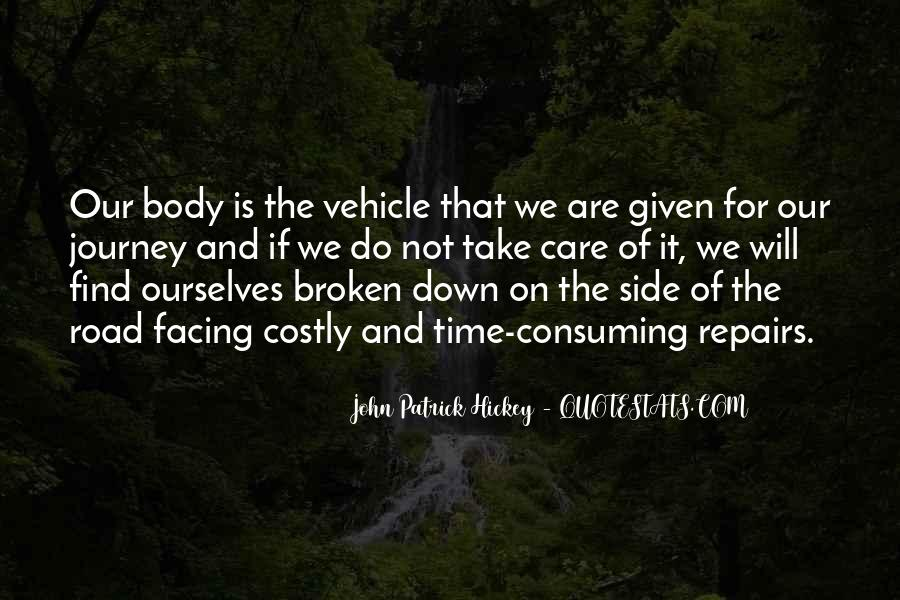 On The Road And Quotes #18156