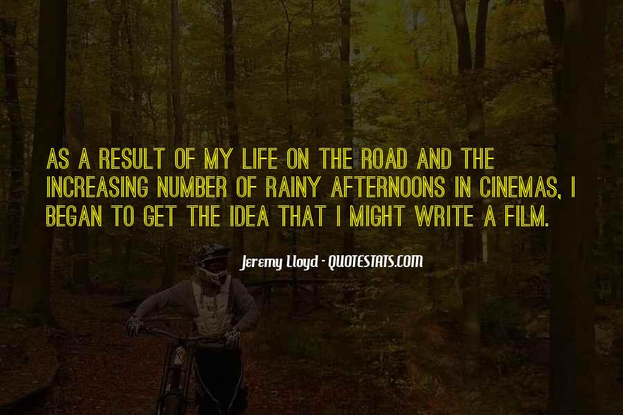 On The Road And Quotes #2581