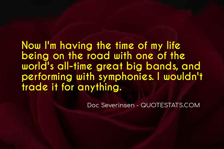 On The Road And Quotes #35457