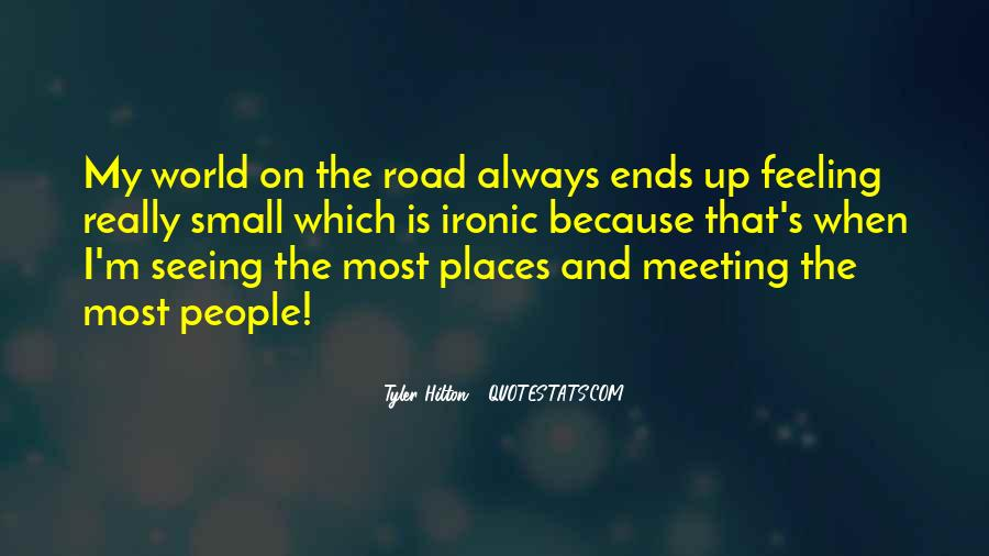 On The Road And Quotes #50555