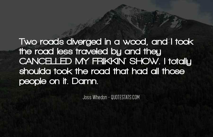 On The Road And Quotes #60792