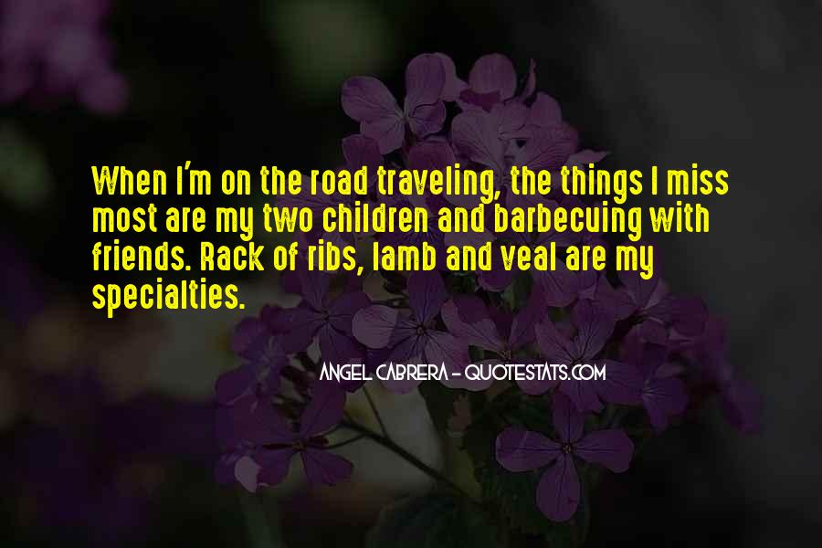 On The Road And Quotes #73809