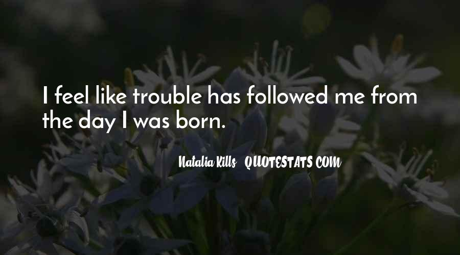 On This Day You Were Born Quotes #75246