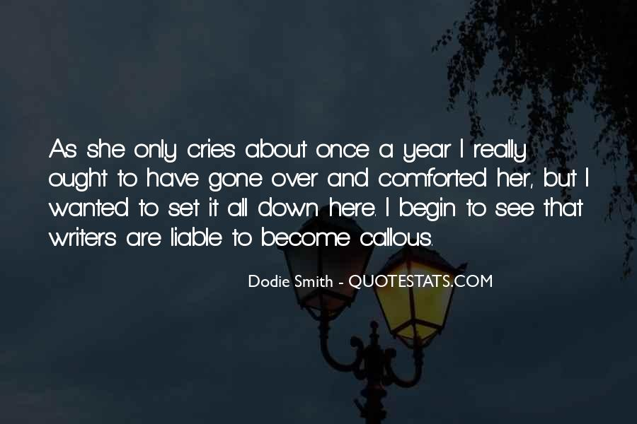 Once A Year Quotes #52929