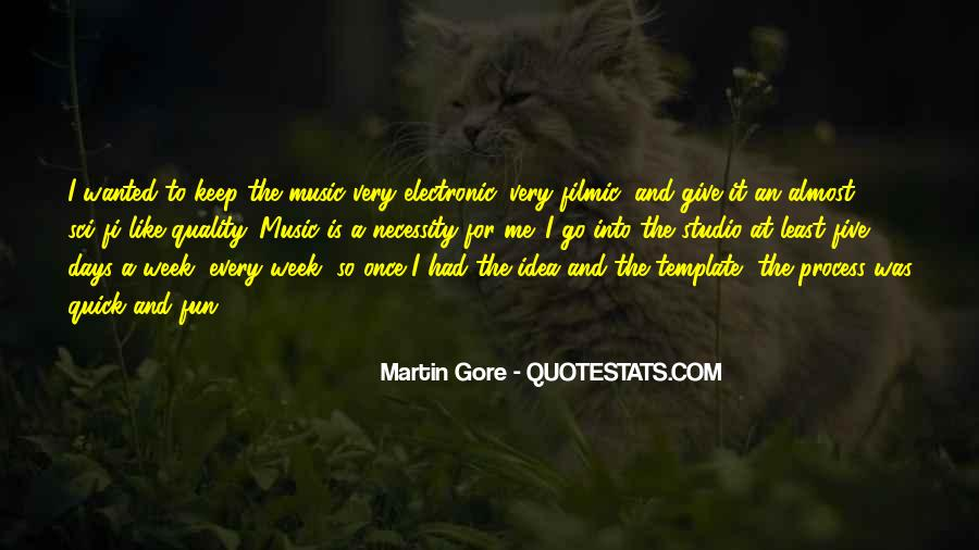 Once I Give Up Quotes #2285