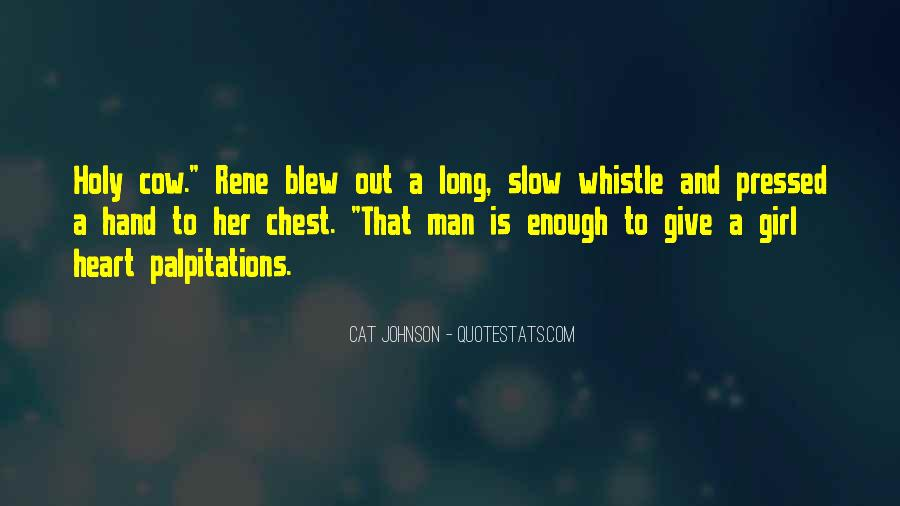 Once I Give Up Quotes #4851