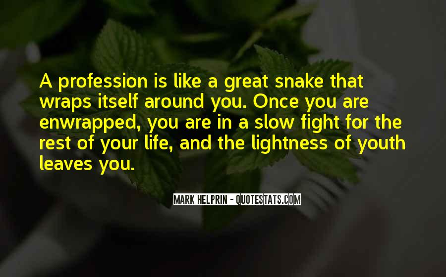 Once In Your Life Quotes #10670