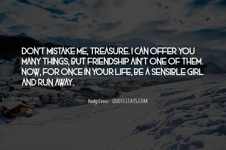 Once In Your Life Quotes #164763