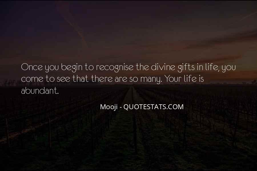 Once In Your Life Quotes #558011