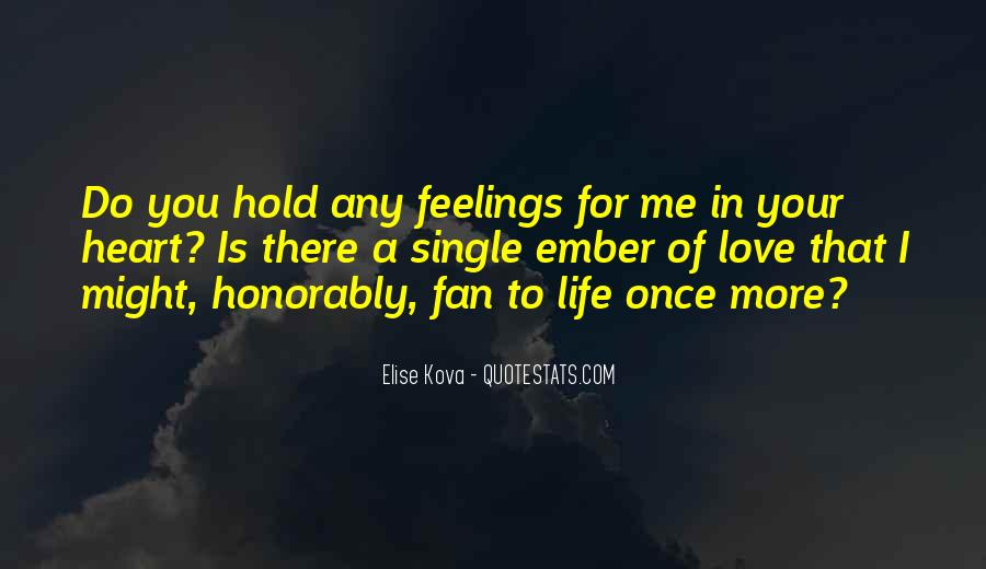 Once In Your Life Quotes #906304