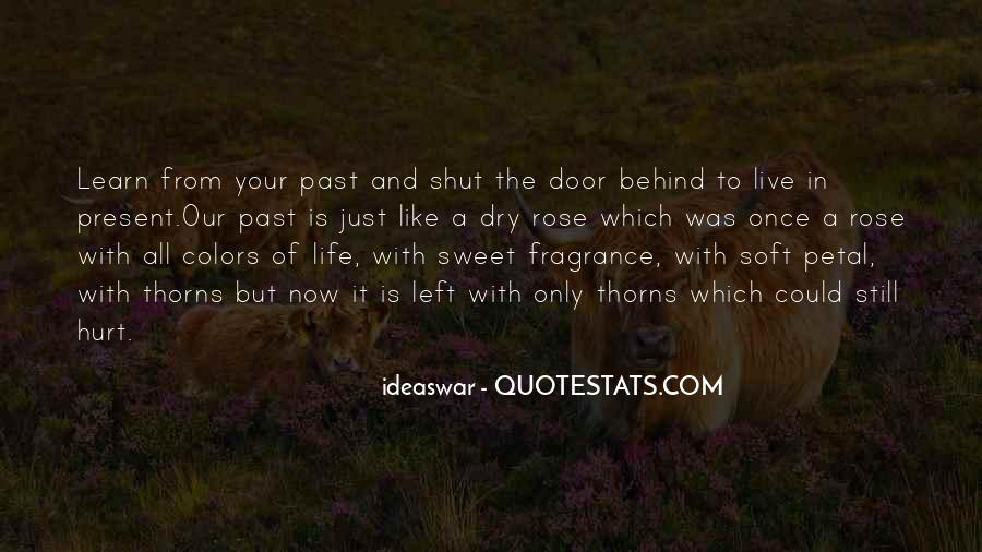 Once In Your Life Quotes #99589