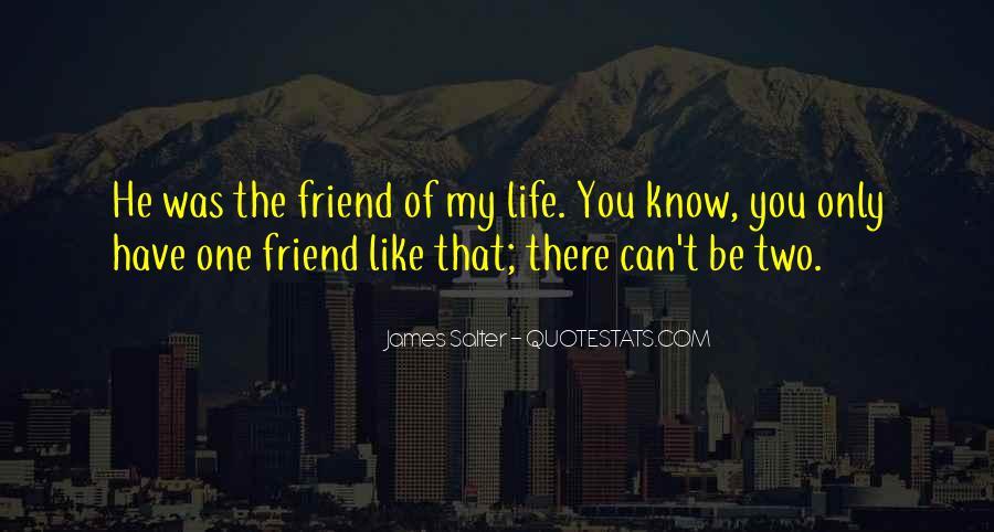 Once Lifetime Friend Quotes #745057