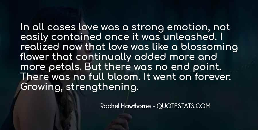 Once There Was A Love Quotes #259384