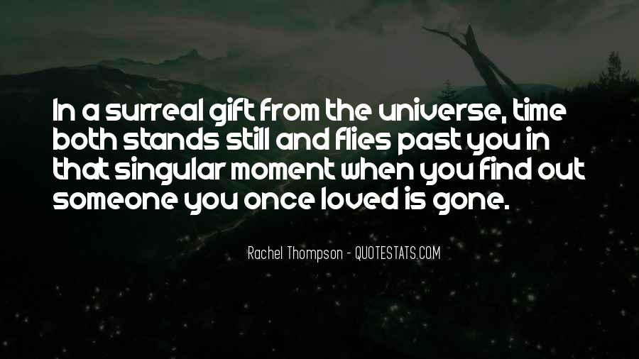 Once Upon A Time I Loved You Quotes #1064864