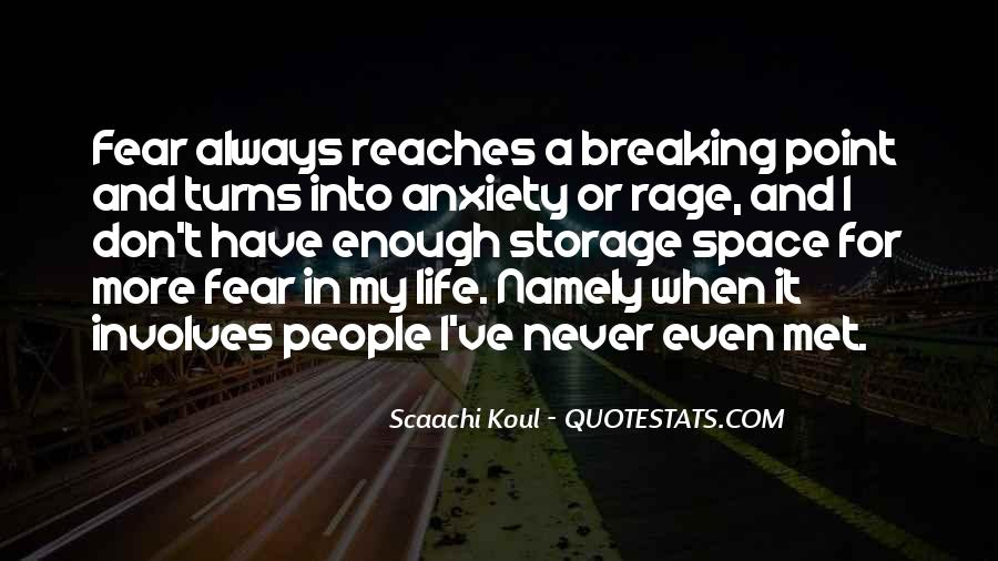 Quotes About Brave People #166356