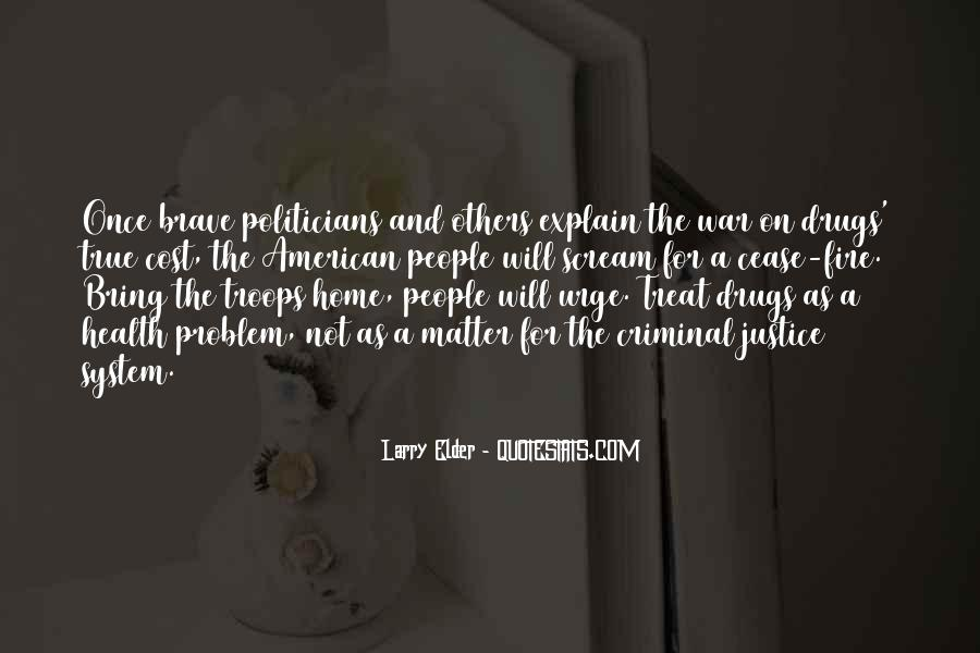 Quotes About Brave People #381068