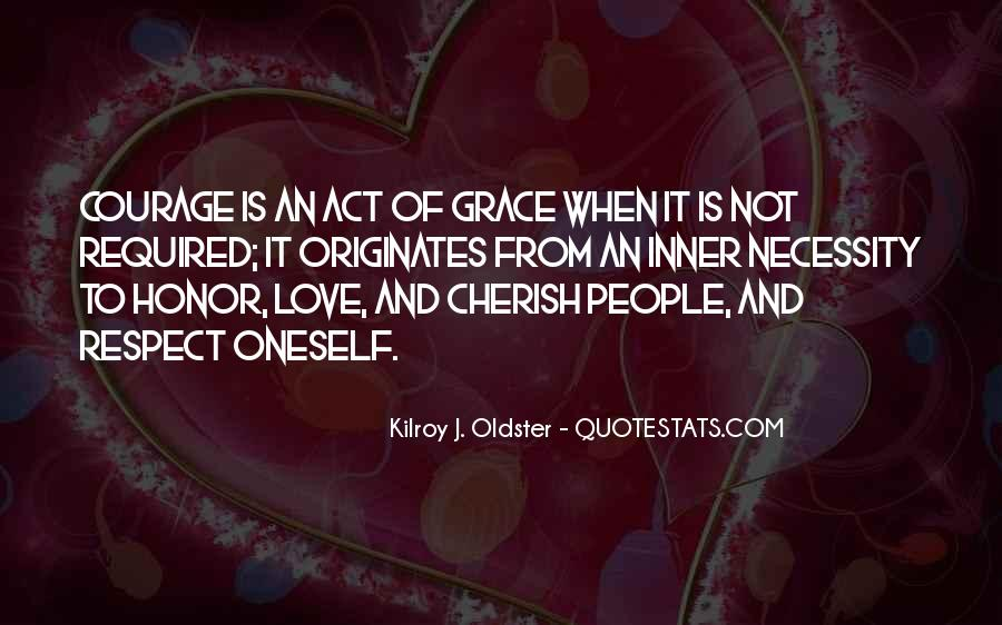 Quotes About Brave People #472670