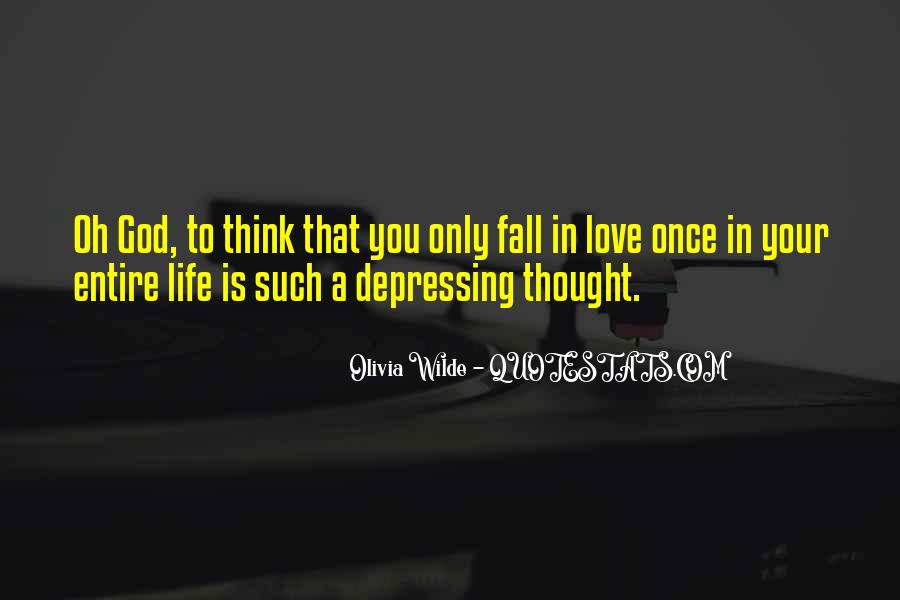 Once You Fall In Love Quotes #477579