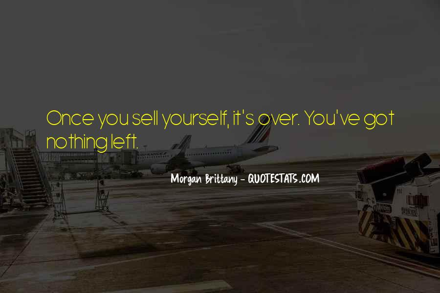 Once You Left Quotes #1051551