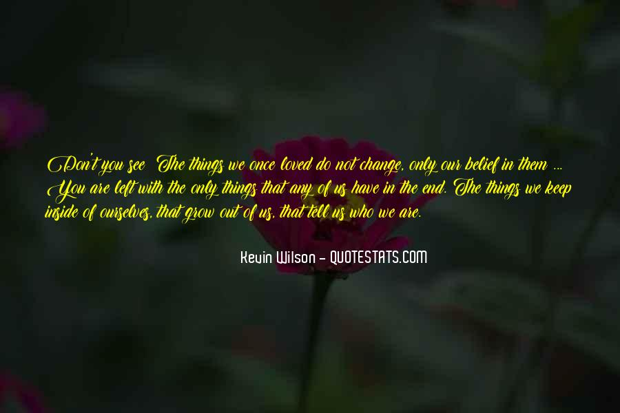 Once You Left Quotes #1406563
