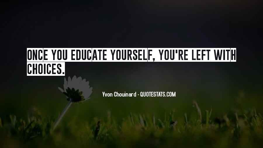 Once You Left Quotes #1481828