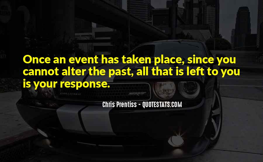 Once You Left Quotes #189515