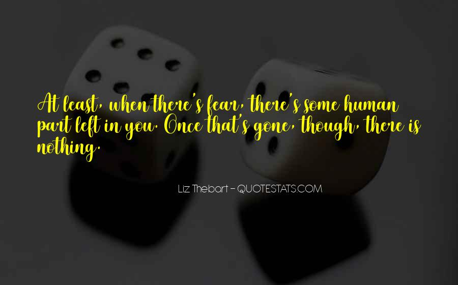 Once You Left Quotes #235495