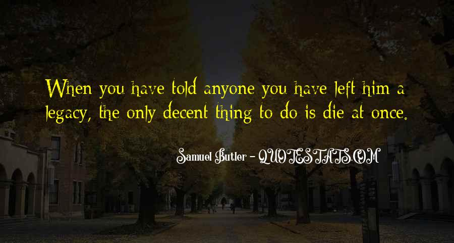 Once You Left Quotes #814387