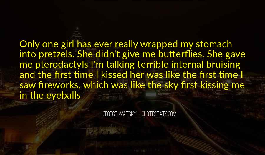 One And Only Girl Quotes #1389183