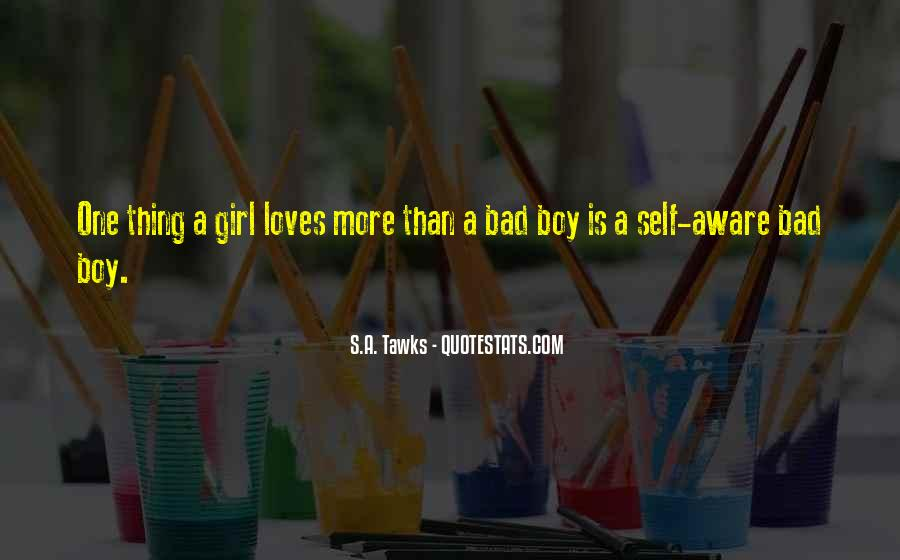 One Bad Thing Quotes #815115