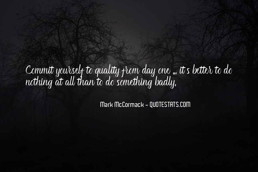 One Day Things Will Be Better Quotes #16221