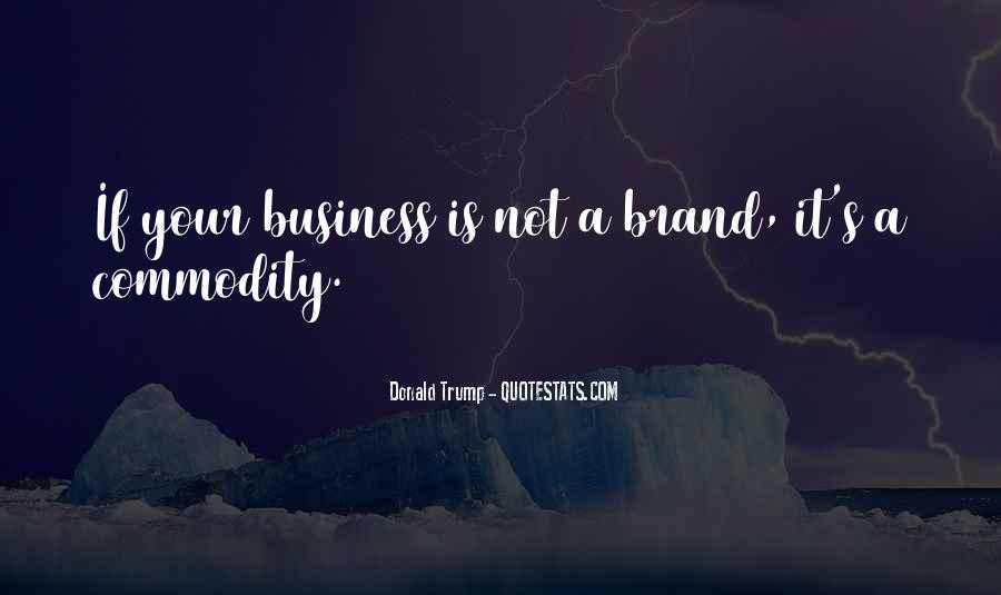 Quotes About Branding In Business #1100456