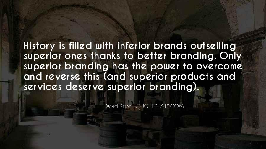 Quotes About Branding In Business #1128674