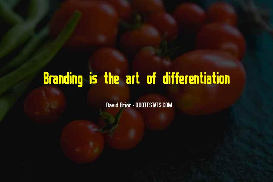 Quotes About Branding In Business #1335819