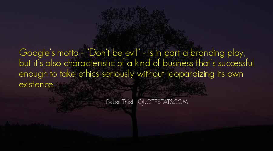 Quotes About Branding In Business #440053