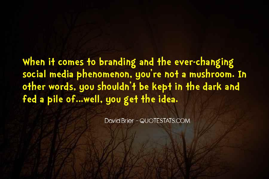 Quotes About Branding In Business #488765