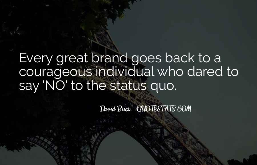 Quotes About Branding In Business #574826