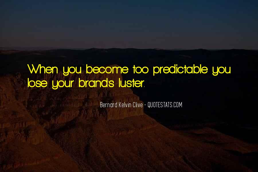 Quotes About Branding In Business #694141