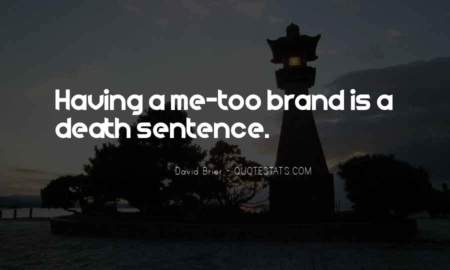Quotes About Branding In Business #785406