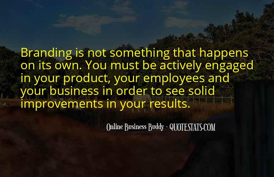 Quotes About Branding In Business #940037