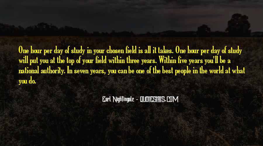 One Day You Will Quotes #201779