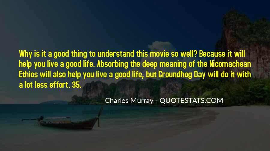One Day You Will Understand Quotes #197976