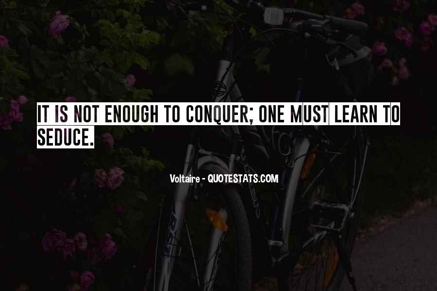 One Is Enough Quotes #11940