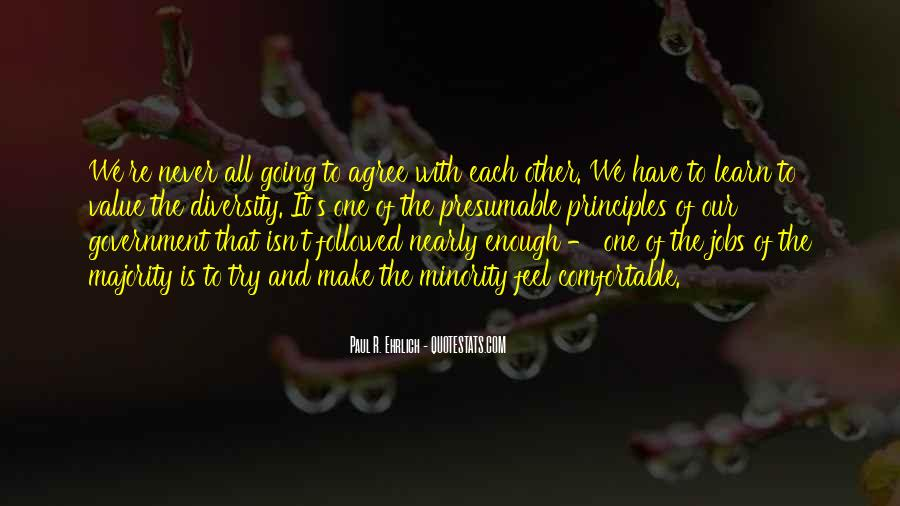 One Is Enough Quotes #120925