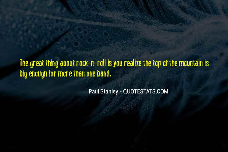 One Is Enough Quotes #13201