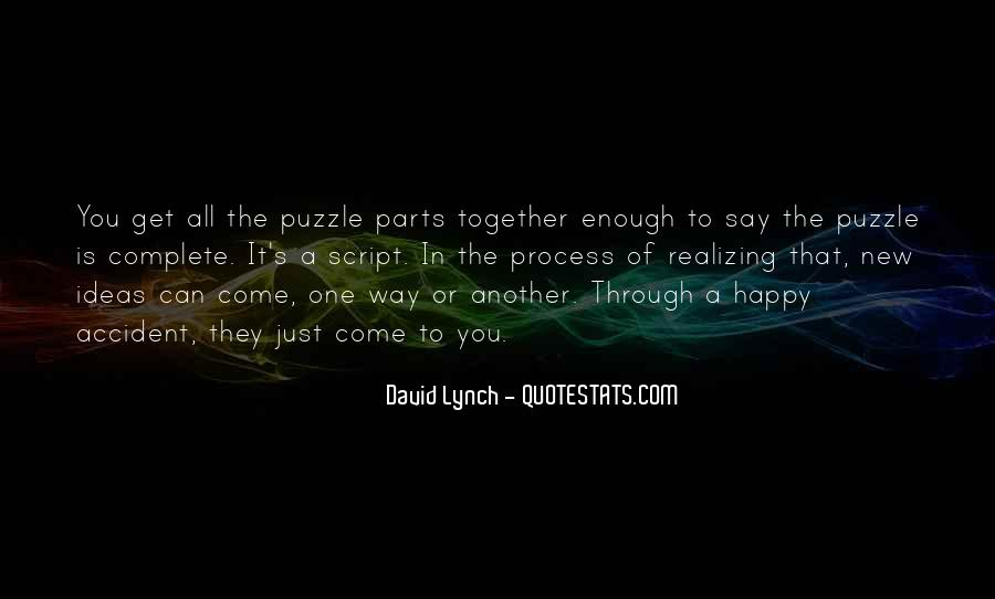 One Is Enough Quotes #16910