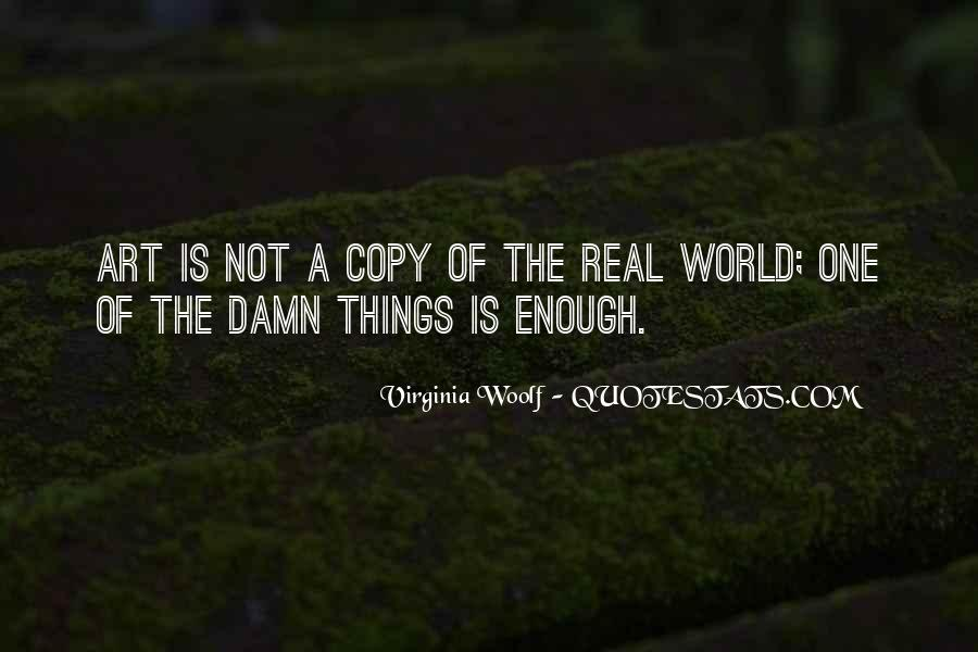 One Is Enough Quotes #36368