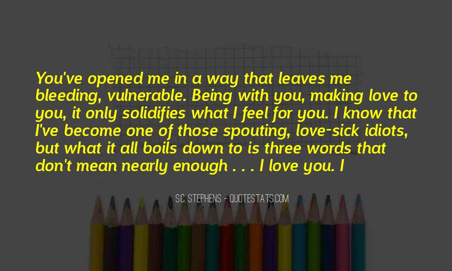 One Is Enough Quotes #93061