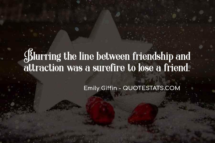 One Line Best Friend Quotes #1588097